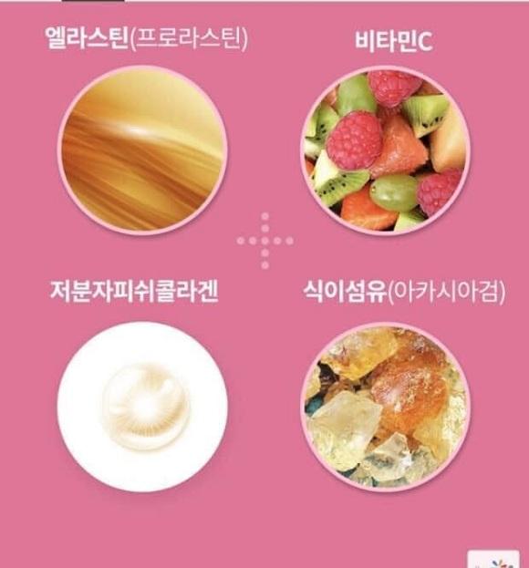 Innerb Collagen 3000mg dạng nước của Hàn Quốc chống lão hóa 2
