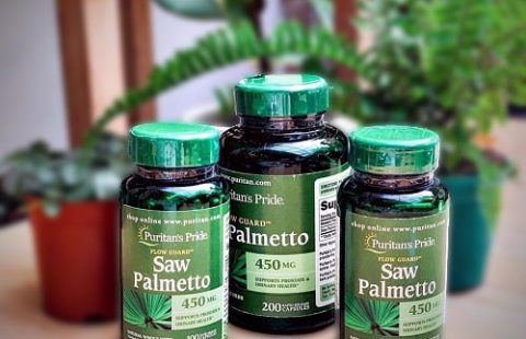 Thuốc Saw Palmetto 450mg 100 viên giá bao nhiêu?