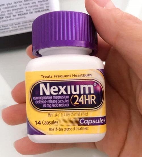 Cách sử dụng thuốc Nexium 24HR của Mỹ-2
