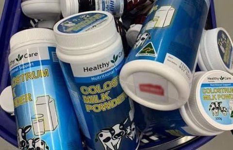 Giá sữa non Colostrum Milk Powder bao nhiêu? Mua ở đâu chính hãng?