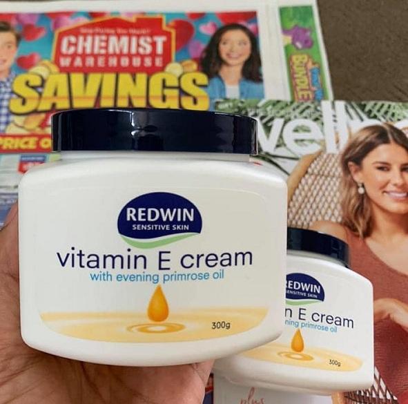 Kem dưỡng Redwin Vitamin E Cream chính hãng Úc - Đại lý 1
