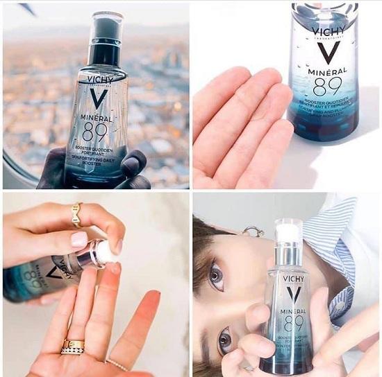 Dưỡng chất khoáng cô đặc Vichy 89 50ml giá bao nhiêu? 9