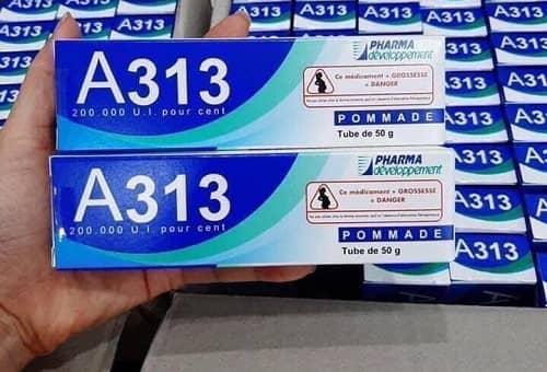 Kem dưỡng A313 chính hãng giá bao nhiêu?