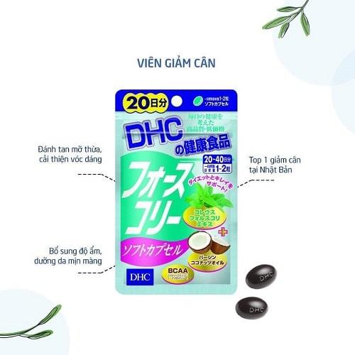 Viên uống DHC giảm cân dầu dừa có tốt không-3