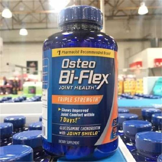 Thuốc hỗ trợ xương khớp Osteo Bi-Flex 200 viên của Mỹ 0