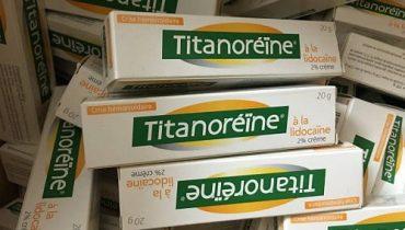 Thuốc bôi trĩ Titanoreine giá bao nhiêu? Titanoreine mua ở đâu?