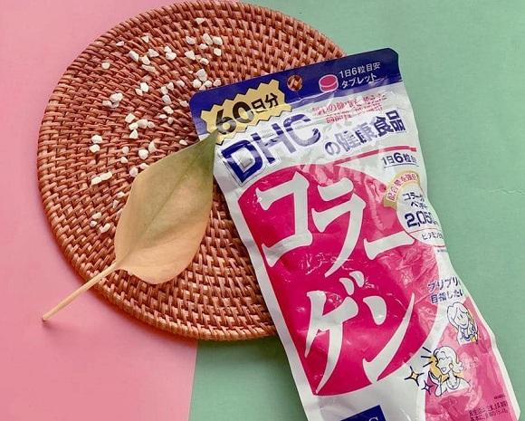 Collagen DHC 360 viên nội địa Nhật Bản - Làm đẹp da 1