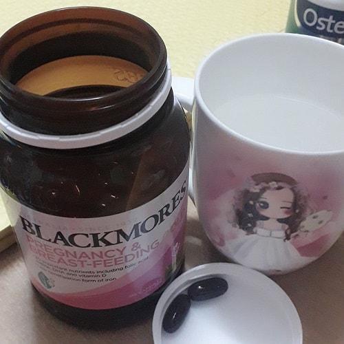 Vitamin bầu Blackmores Pregnancy Gold uống khi nào?-3