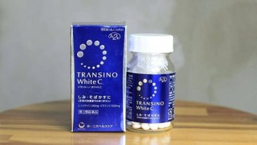 Viên uống trị nám Transino White C giá bao nhiêu?