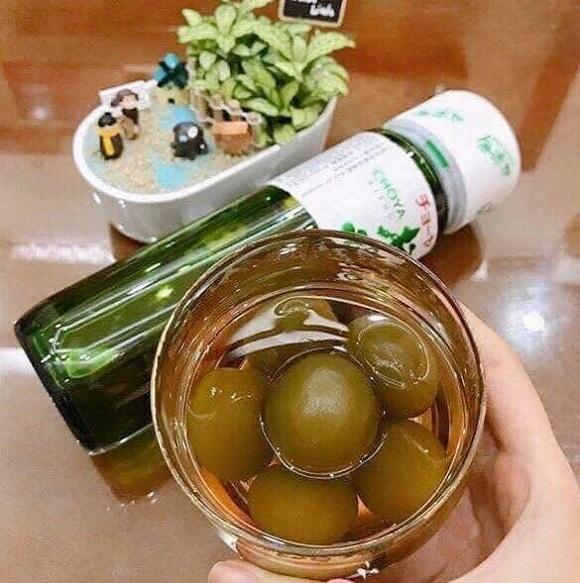 Rượu mơ Choya Nhật - Chai 720ml - Rượu tốt cho sức khỏe 7