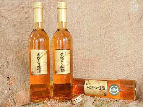 Rượu mơ vảy vàng review chi tiết - Rượu mơ Nhật Bản 9
