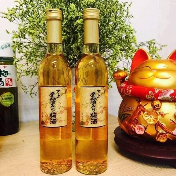 Rượu mơ vảy vàng review chi tiết – Rượu mơ Nhật Bản