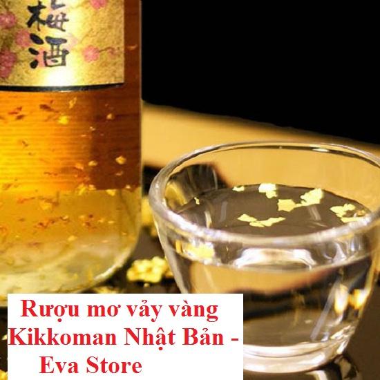 Rượu mơ vảy vàng review chi tiết - Rượu mơ Nhật Bản 8