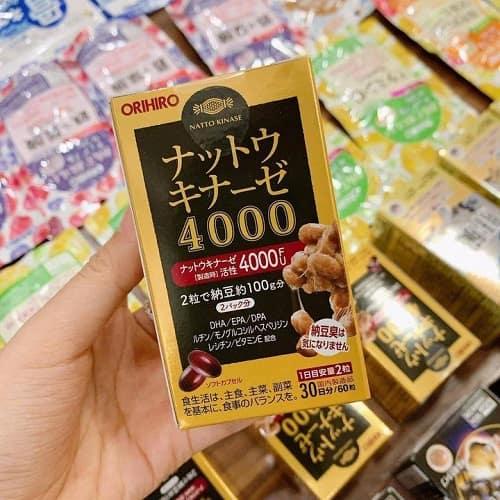 Thuốc chống đột quỵ tốt nhất của Nhật là loại nào?-2