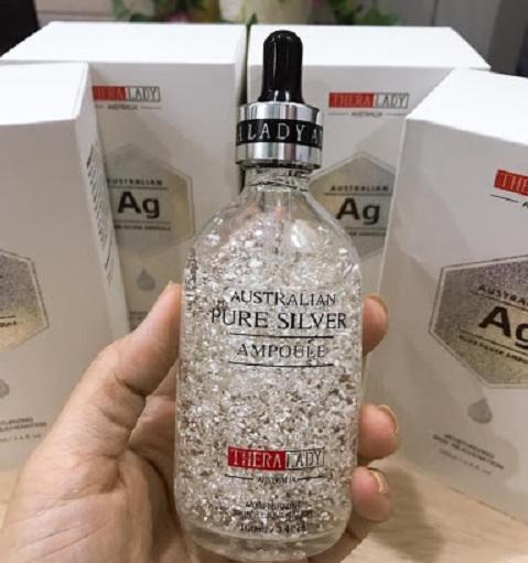 Serum bạc của Úc Australian Pure Silver Ampoule 100ml 9