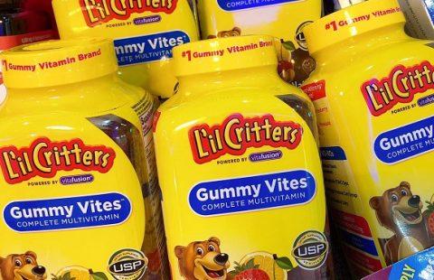 Kẹo dẻo Gummy Vites cho bé mua ở đâu giá tốt nhất?