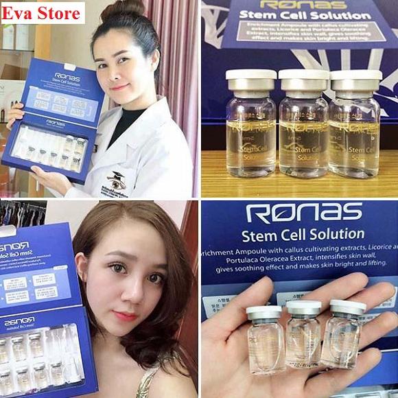 Tế bào gốc Ronas mua ở đâu? Giá bao nhiêu một liệu trình? 7
