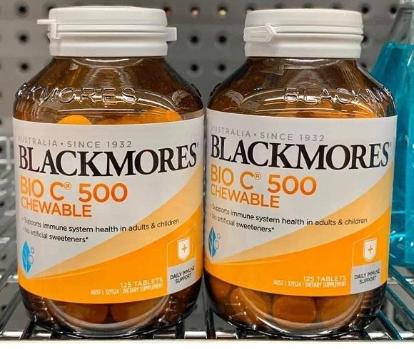 Viên nhai Vitamin C Chewable Blackmores có tốt không? 8