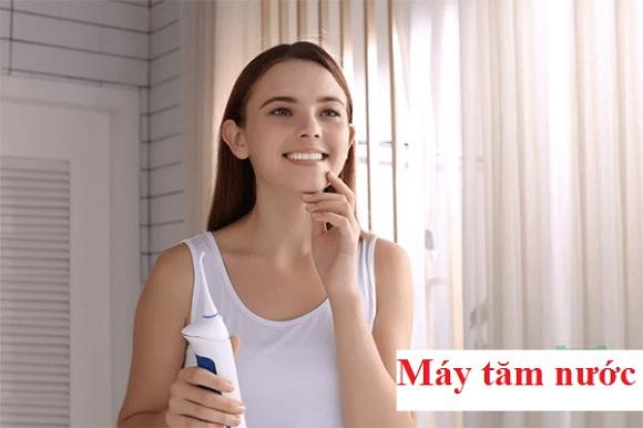 Máy tăm nước cầm tay loại nào tốt? Mua ở đâu? 2