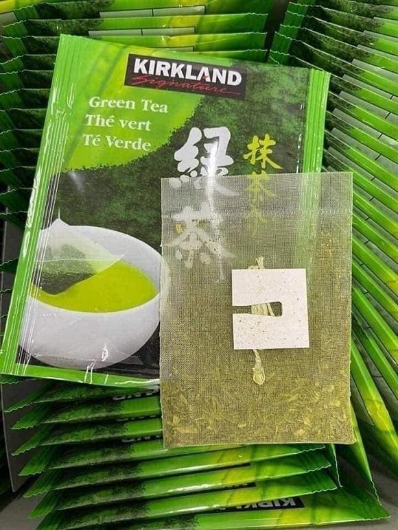 Cách sử dụng trà xanh Green Tea Kirkland hiệu quả 7