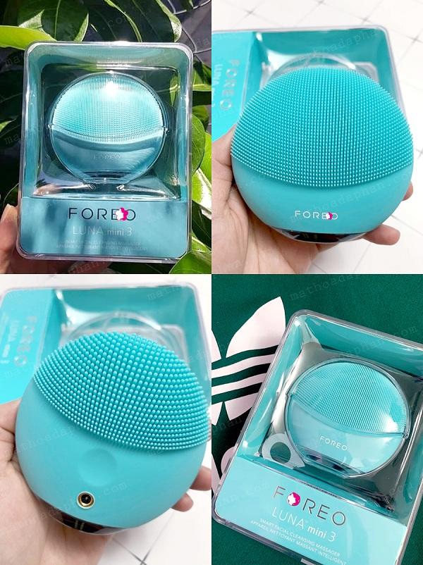 Máy rửa mặt Foreo Luna Mini 3 chính hãng - Đủ màu 1