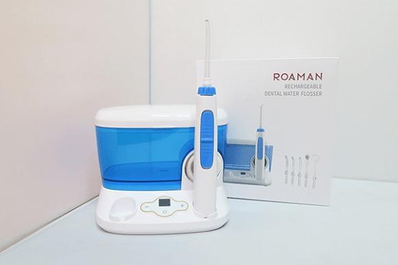 Cách sử dụng máy tăm nước Roaman RM W9 đúng cách
