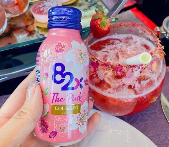 Collagen 82x The Pink review chi tiết từ khách hàng 2