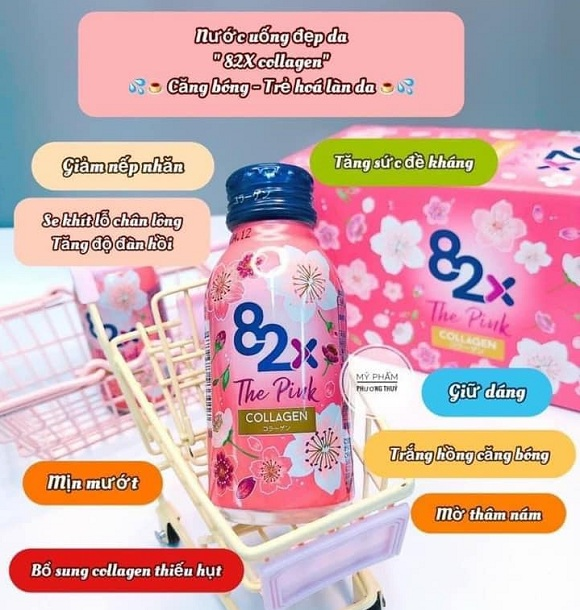 Collagen 82x The Pink review chi tiết từ khách hàng 8