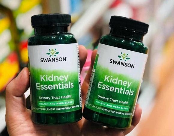 Swanson Kidney Essentials là thuốc gì? Lưu ý khi dùng