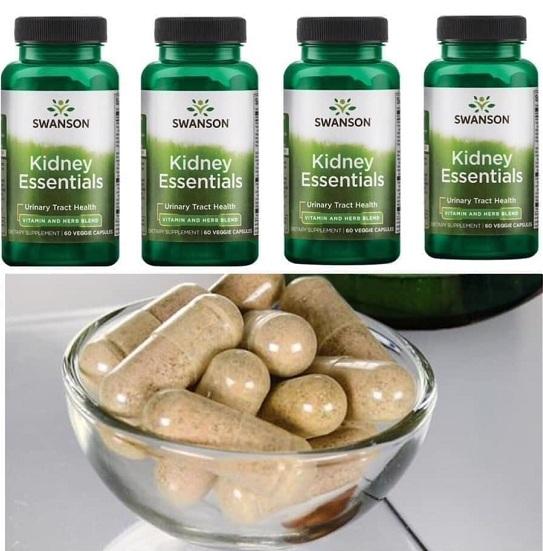 Swanson Kidney Essentials là thuốc gì? Lưu ý khi dùng 3
