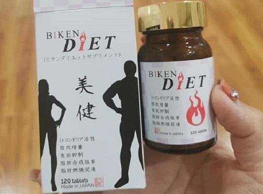 Giảm cân Biken Diet có tốt không? Sử dụng bao lâu hiệu quả 2