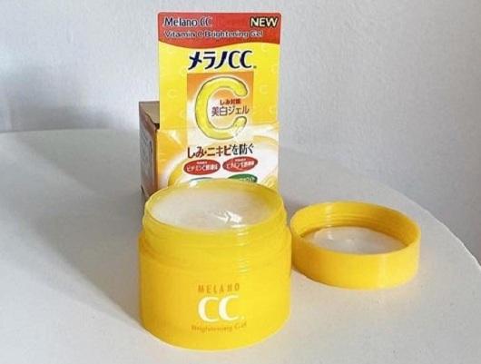Review kem dưỡng da CC Melano đang HOT về dưỡng trắng