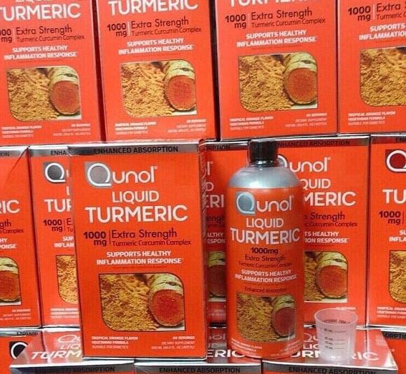 Mua nước nghệ Qunol Liquid ở đâu giá tốt, chính hãng