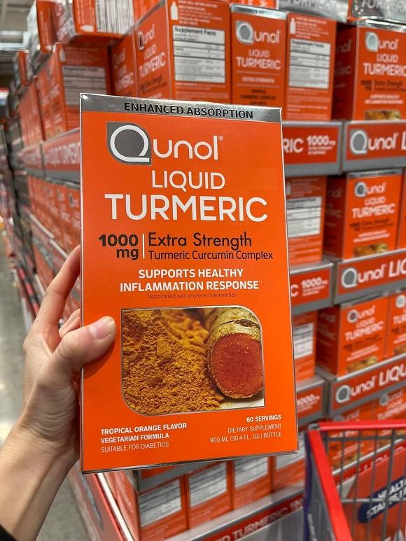 Mua nước nghệ Qunol Liquid ở đâu giá tốt, chính hãng 9