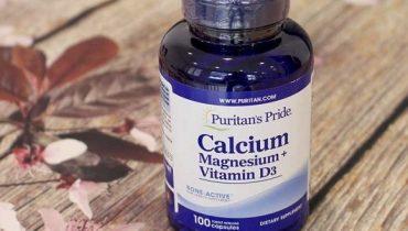 Calcium Magnesium Vitamin D3 có tốt không? Ai cần dùng
