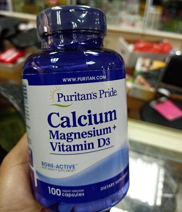 Calcium Magnesium Vitamin D3 có tốt không? Ai cần dùng 8